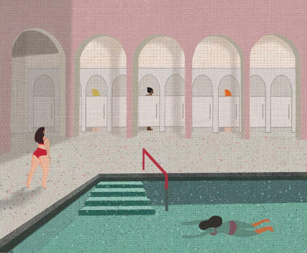The Ladies Pool Visual