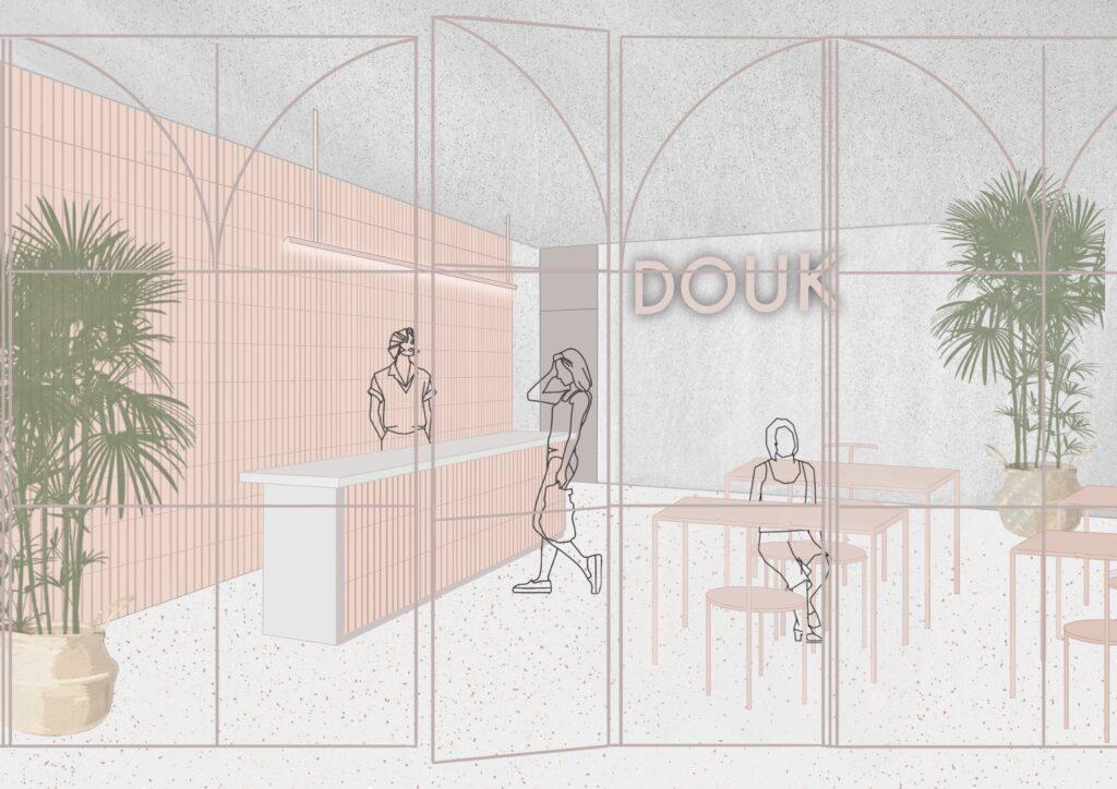 Douk Cafe