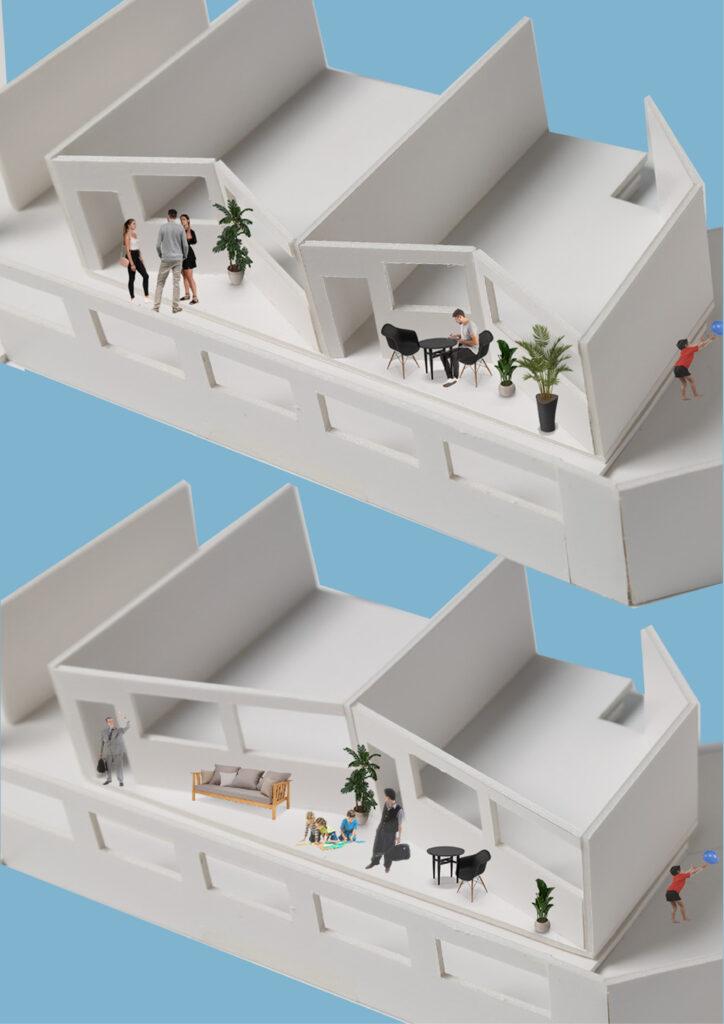 Structural, Essence of Sidewalk Life