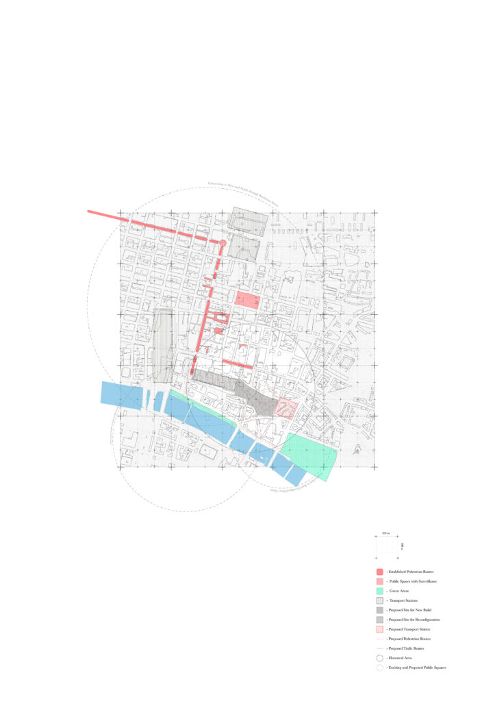 Glasgow Urban Map