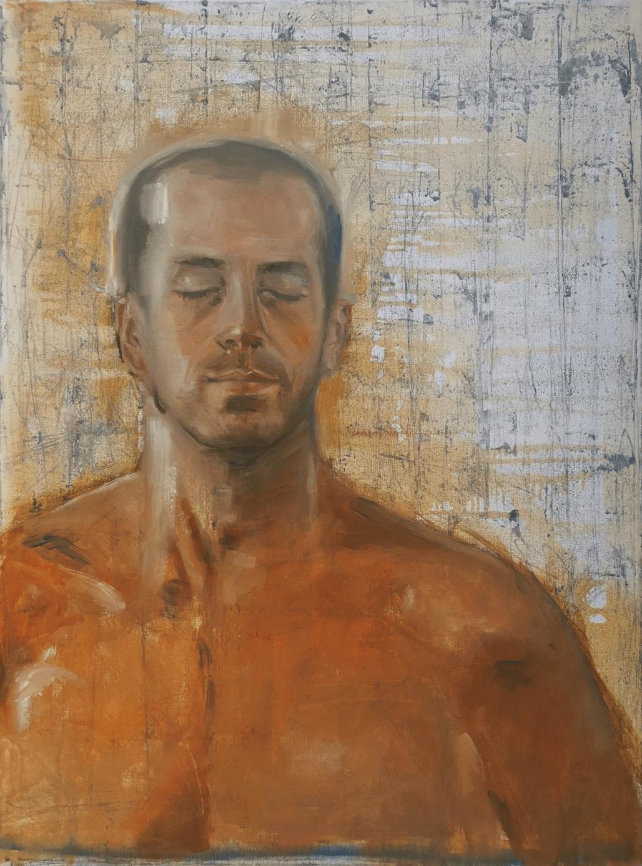 60 x 80 cm Oil on canvas 2020