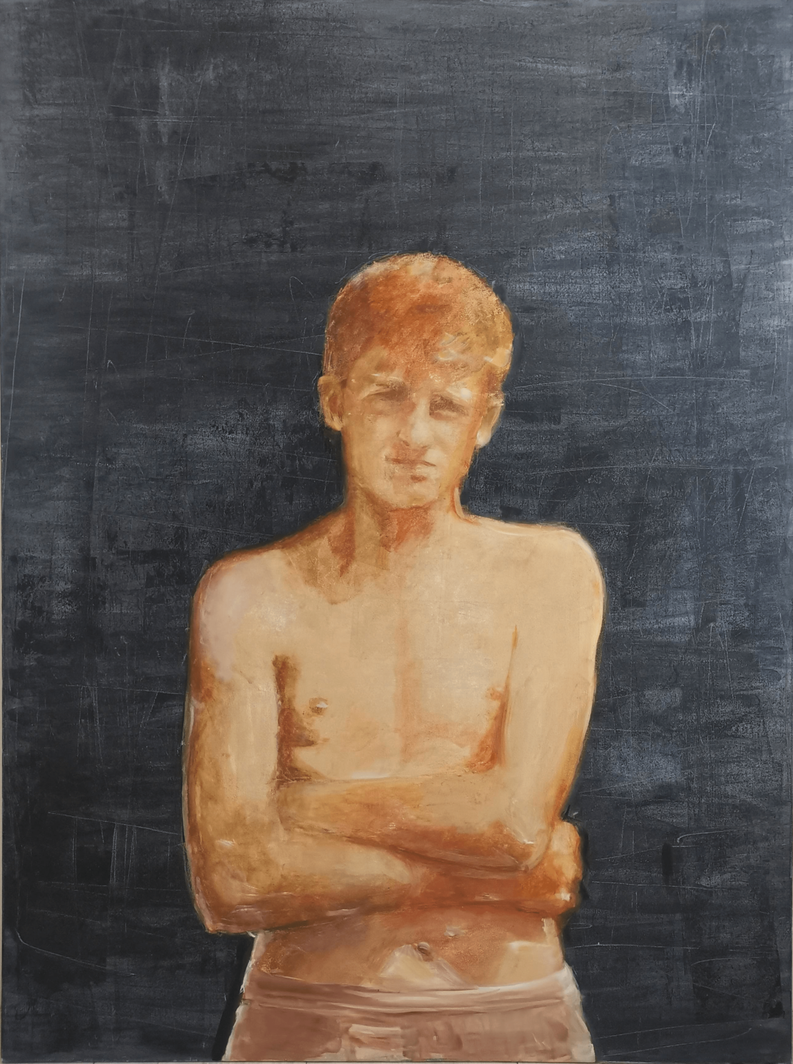 120 x80 cm Oil on canvas 2021