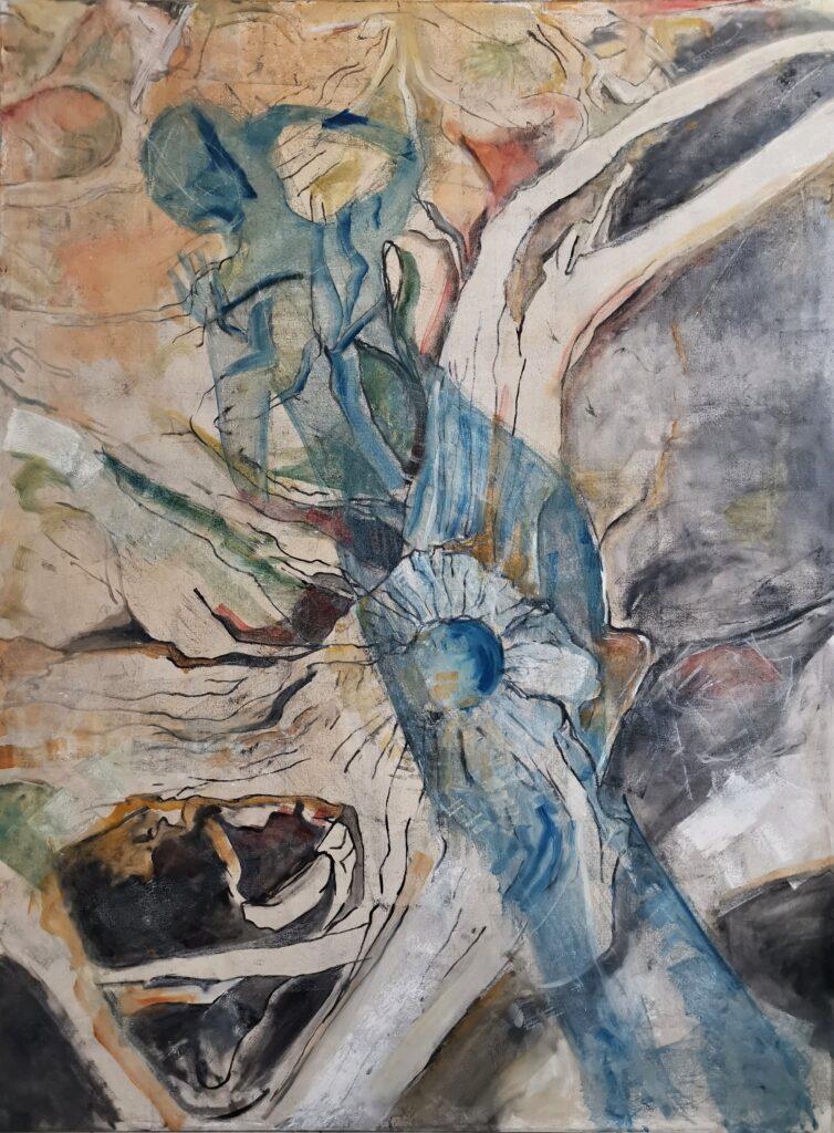 120 x 80 cm Oil on canvas 2021