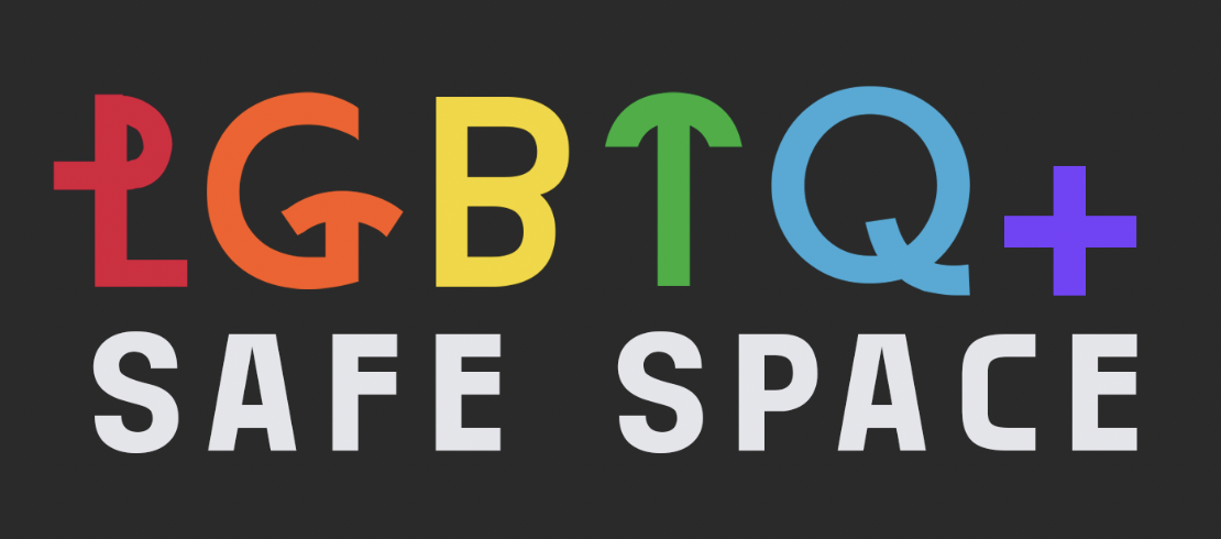 Safe Space Sticker for Local Business